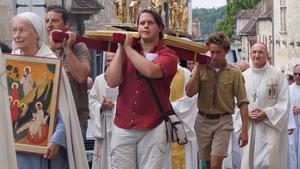 Procession des reliques de Sainte Marie-Madeleine